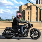 Indian-2018 Indian Scout Bobber Launched in India-Bobber-action-lead