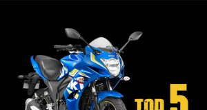 Top 5 Bikes In India