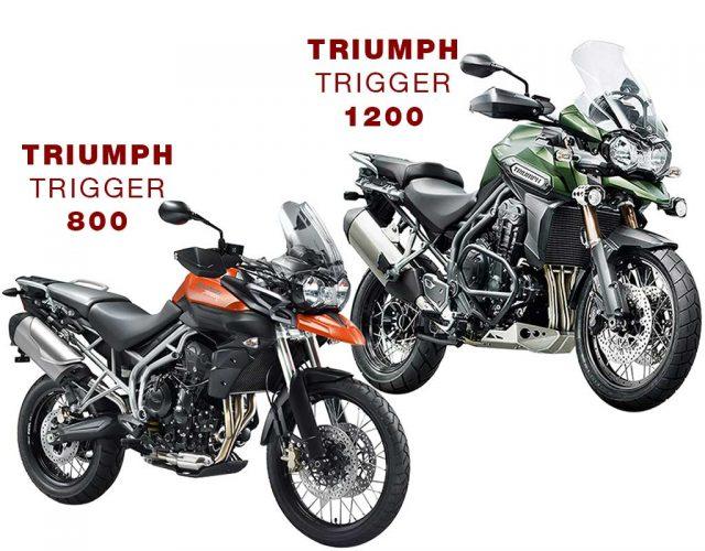 Triumph updates Tiger 800