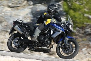 Triumph Updates For 2018 Tiger 800