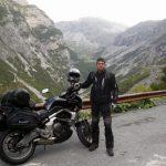 Aaron Mitchell's Biking Tour