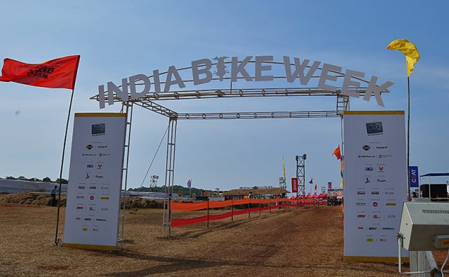 India Bike Week 2017's top 5 stalls
