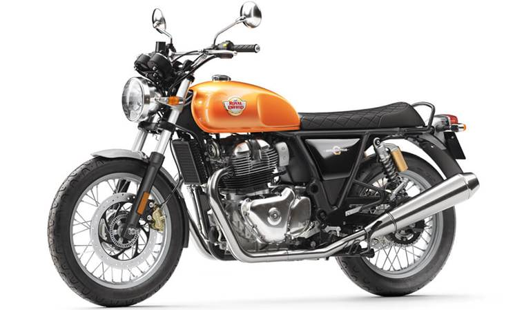 Royal Enfield Unveils Interceptor 650 and Continental GT 650