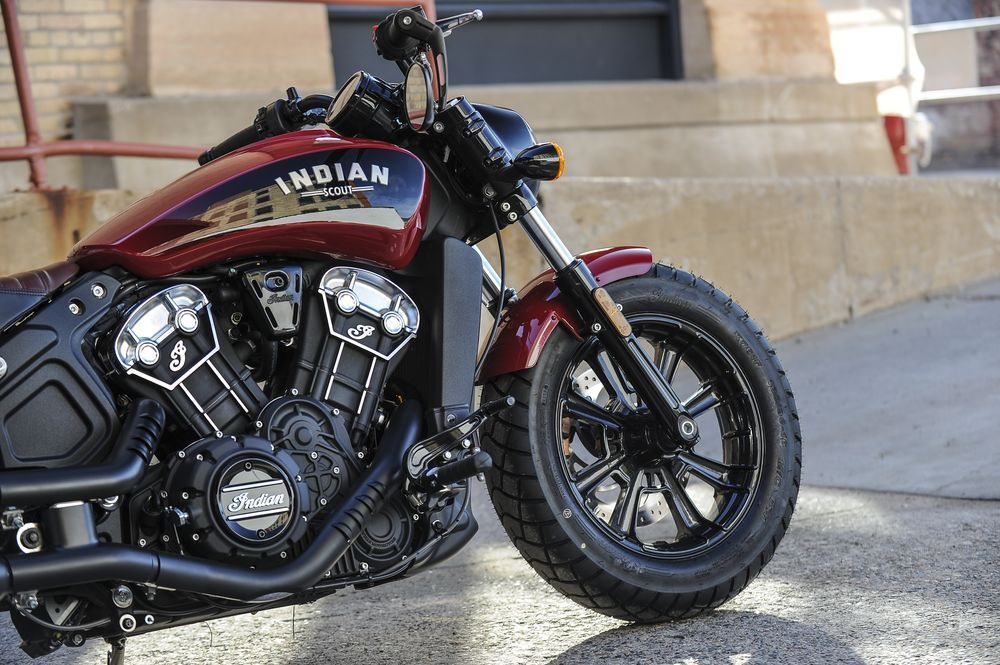 2018 indian scout bobber launched in india motorcyclediaries. Black Bedroom Furniture Sets. Home Design Ideas