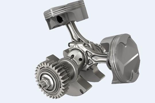 Ducati V-twin Engines