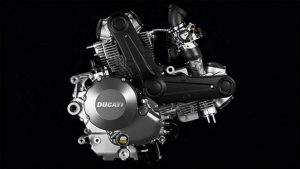 Ducati V-twin Engines