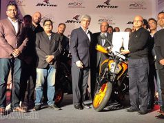 KTM 390 Duke has won