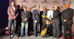 KTM 390 Duke has won