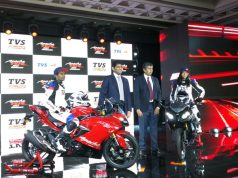 Latest TVS Apache RR 310
