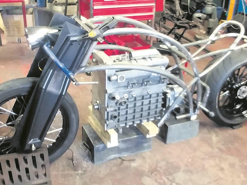 Kawasaki Vulcan S 650 1