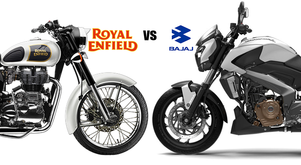 Royal Enfield vs Bajaj