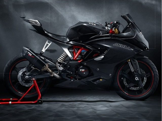 TVS Apache RR310 In India