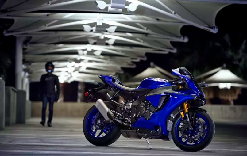 2018 Yamaha YZF R1