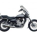 2018 Bajaj Avenger 220 Motorcycle