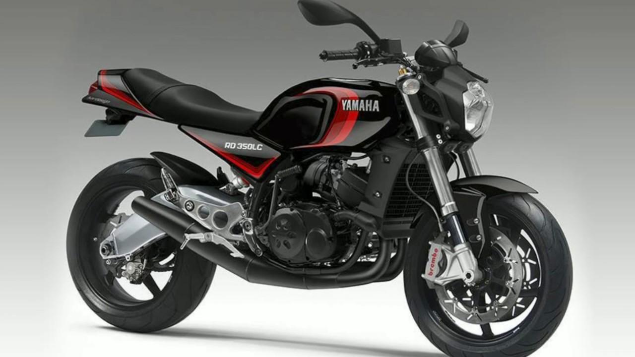 2018 Yamaha RD350
