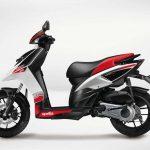 Aprilia SR125 scooter