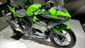 Kawasaki Ninja 400 And ZX-10R SE