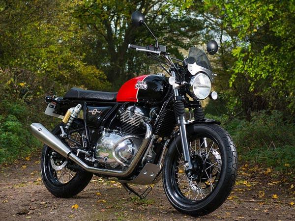 Royal Enfield 650 twins sales motorcyclediaries