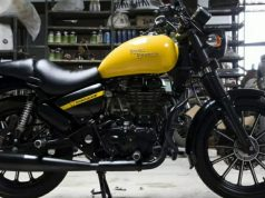2018 Royal Enfield Thunderbird
