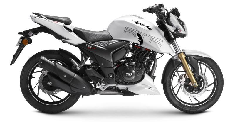 2018 TVS Apache RTR 200 ABS