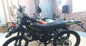 Cleveland Cyclewerks FX125