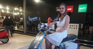 Piaggio Vespa Electric Scooter