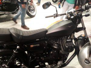 Moto Guzzi V9 Bobber