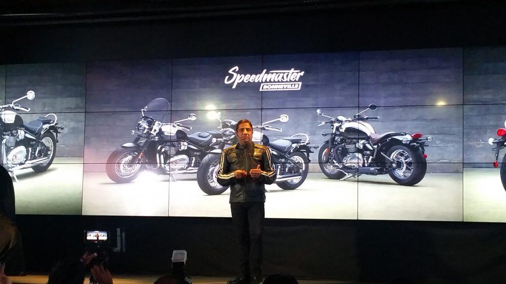 Speedmaster Bonneville
