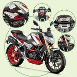 300cc Hero concept bike