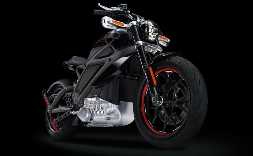 Harley Davidson electric bike