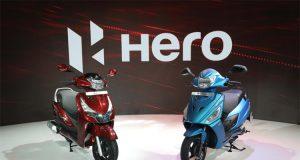 Hero Duet 125 and Hero Maestro Edge 125