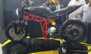 Menza Lucat Electric Bike