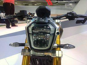 TVS Zeppelin Bike