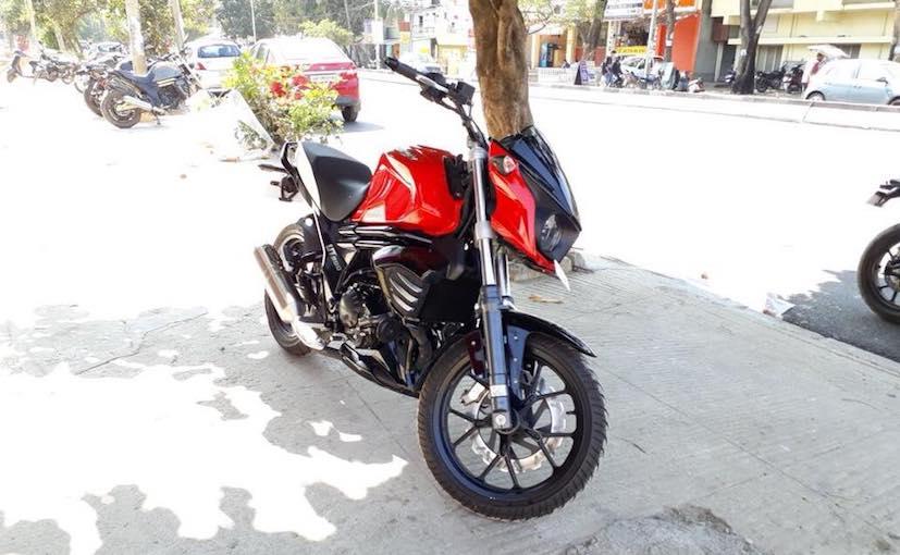 Mahindra Mojo UT300