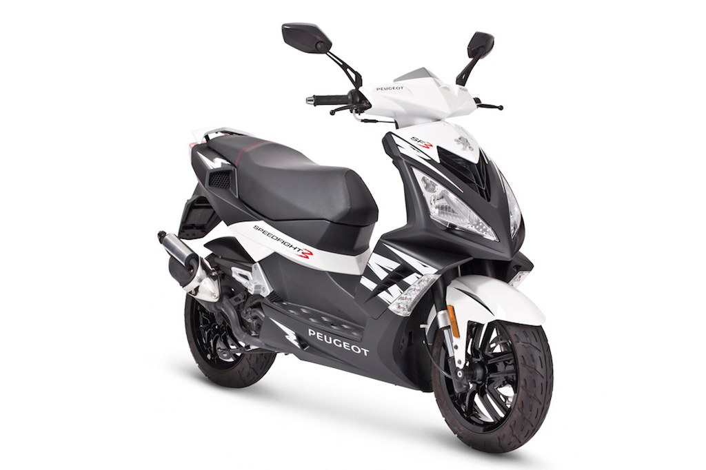 Peugeot Scooter India Launch