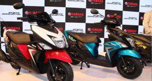 Yamaha Cygnus Ray-ZR