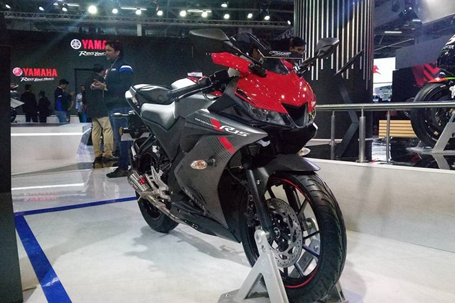 Yamaha Yzf R15 V3 0 Accessories Prices Announced In India