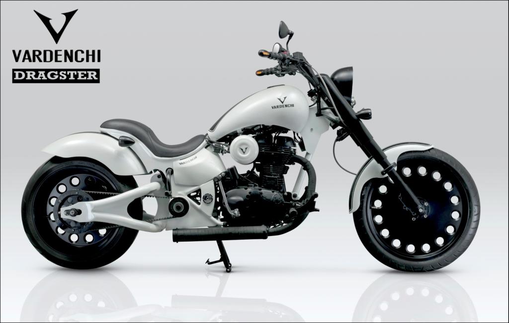 custom bikes india
