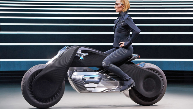 Smart Electric Motorcycle