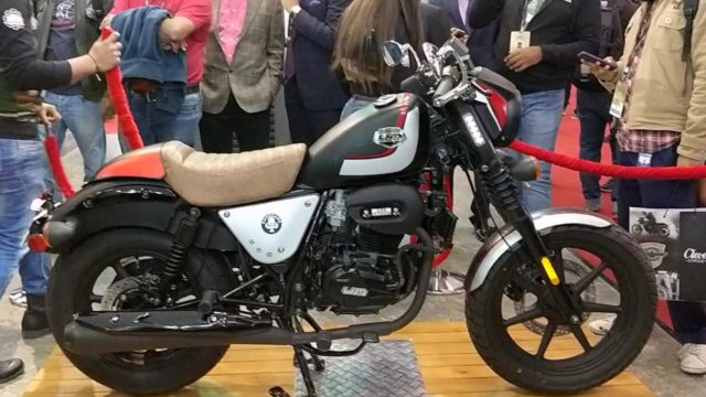 Upcoming bikes
