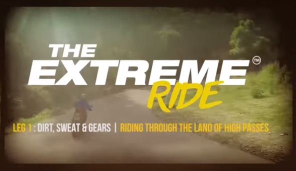 extreme ride