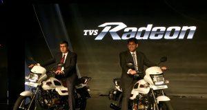 TVS Radeon 110cc