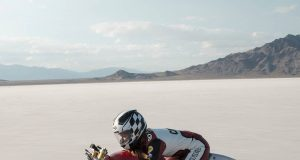 Royal Enfield Continental GT 650 sets Bonneville speed record