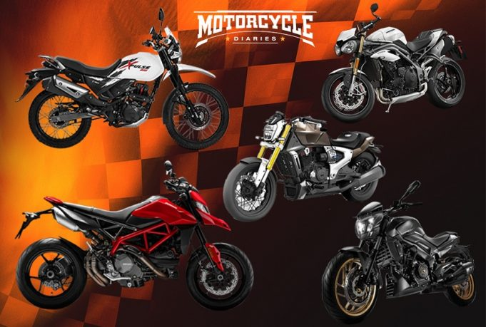 upcoming bikes motorcyclediaries