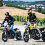 Ducati Approved Scrambler Icon