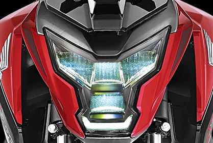 Honda X-Blade Headlamp