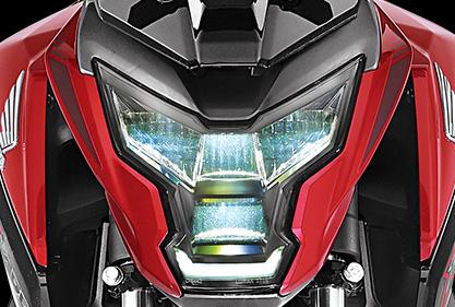 Honda X-Blade Headlamp