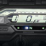 Honda X-Blade Instrument Cluster
