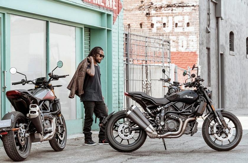 indian ftr1200 motorcyclediaries