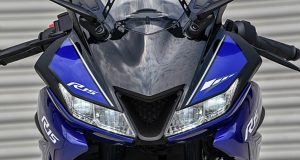 yamaha R15 V3 ABS motorcycle diaries